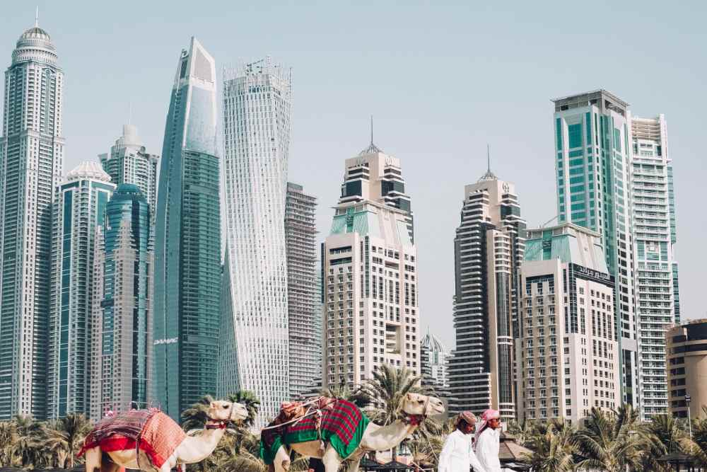 get a Job in Dubai from India